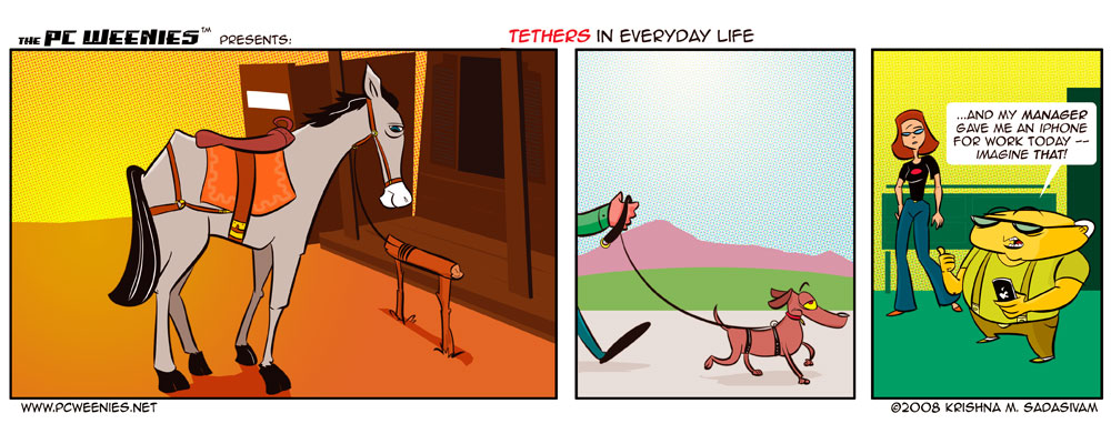 The Electronic Leash