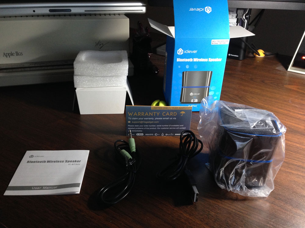 iClever_unboxed