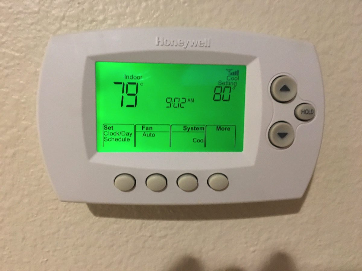 The Pc Weenies Nest Thermostat 1st Impressions