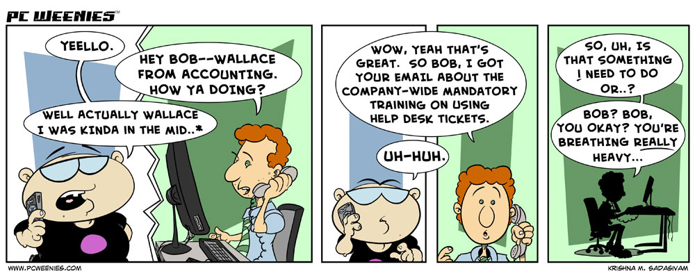 Guest-Strip by Dan Cassity!