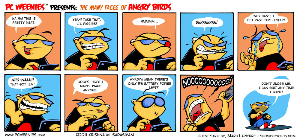 Guest-Strip by Marc Lapierre!