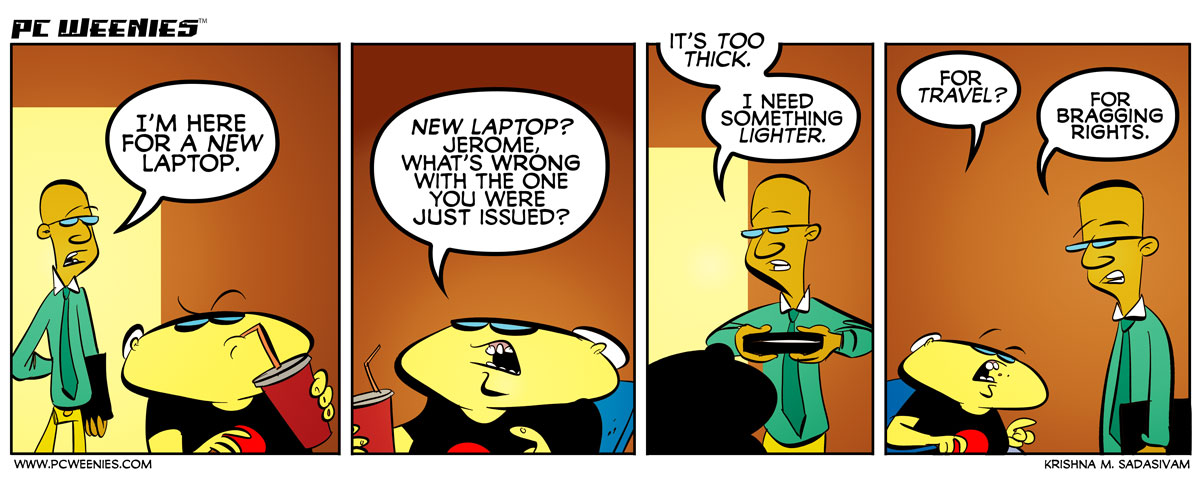 The Laptop Issue